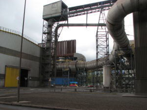Металлургический завод Днепросталь